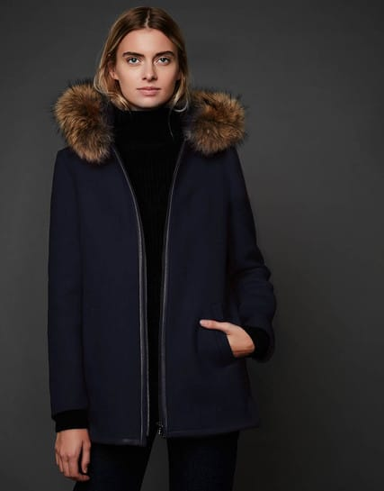 manteau zapa