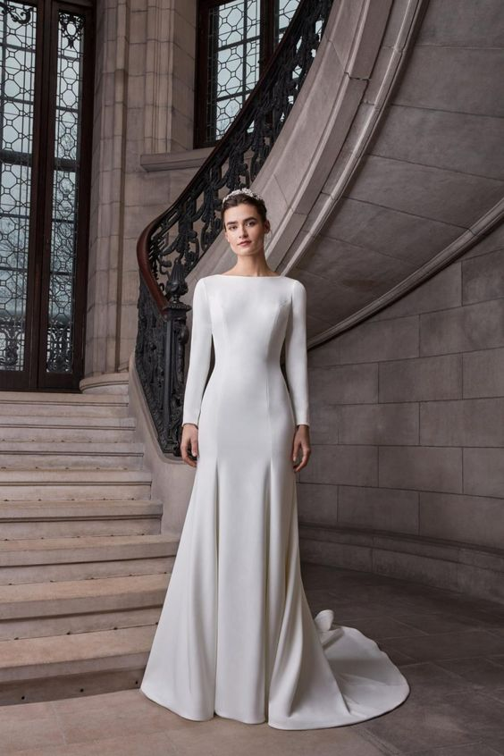 belle robe de mariage
