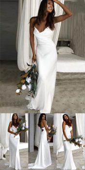 robe mariée longue