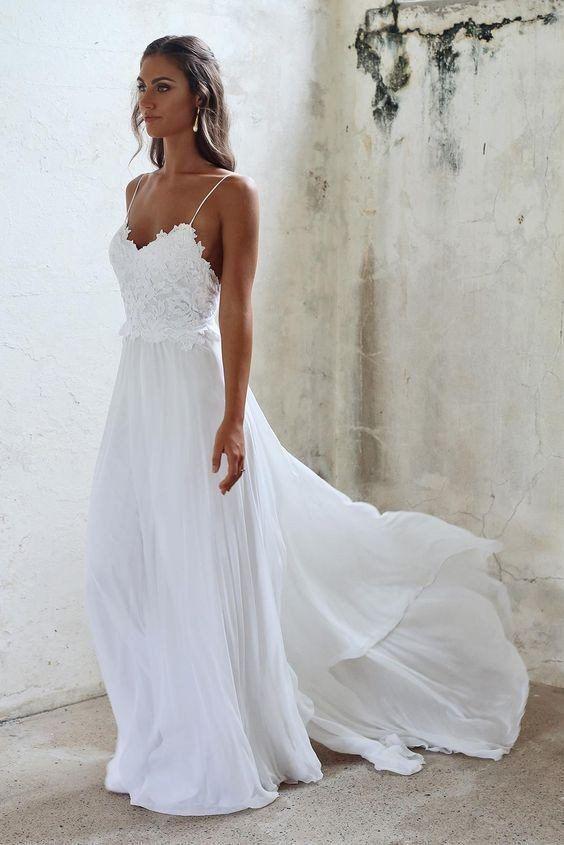 robe mariée dentelle dos ouvert