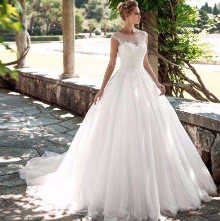 robe mariage tulle