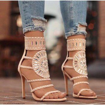 talons sandales