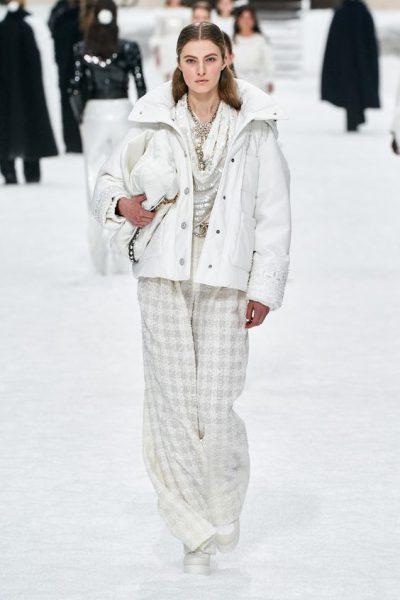 ensemble Chanel automne hiver