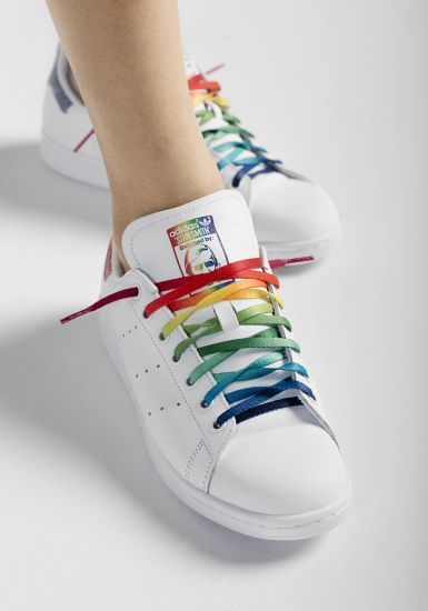 sneakers de couleurs