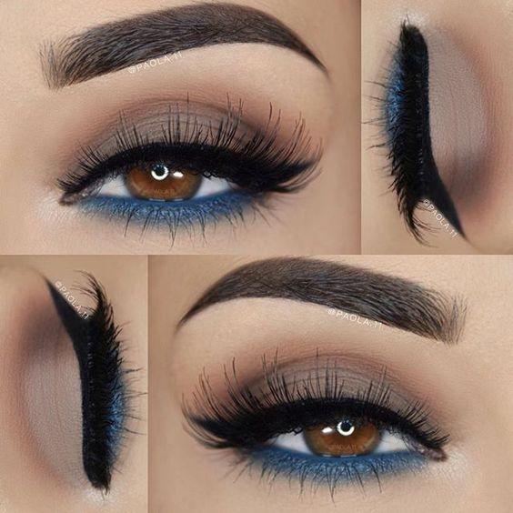 magnifique maquillage yeux
