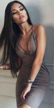 robe soirée sexy