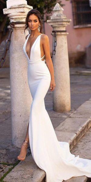 robe mariage élégante