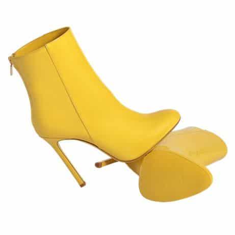 bottines jaunes kendrick