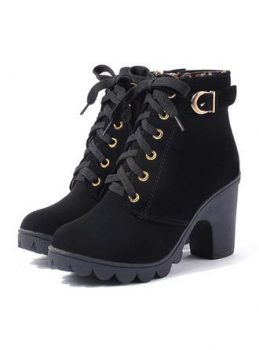 bottines talons