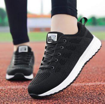 baskets noirs