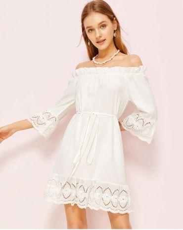 robe de plage soirée