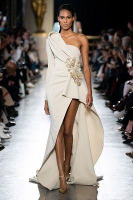 blanc haute couture