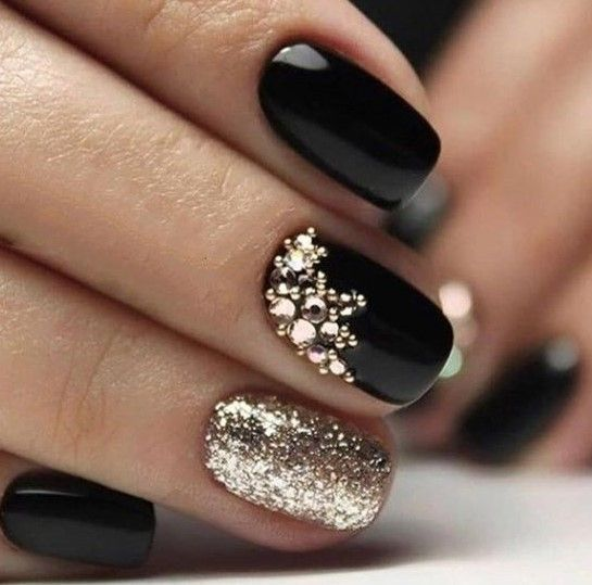 ongles fetes