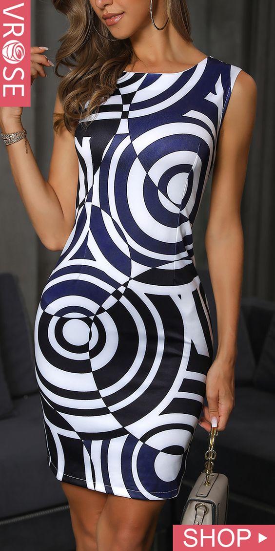 robe à motif