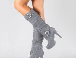 bottes grises