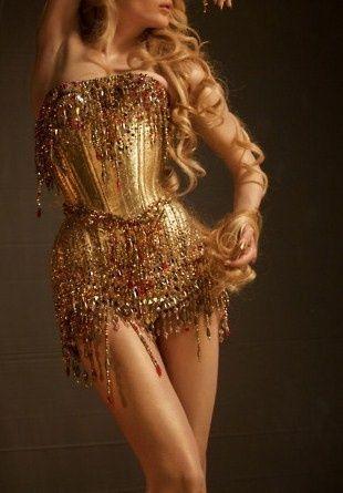 corset de Thierry Mugler