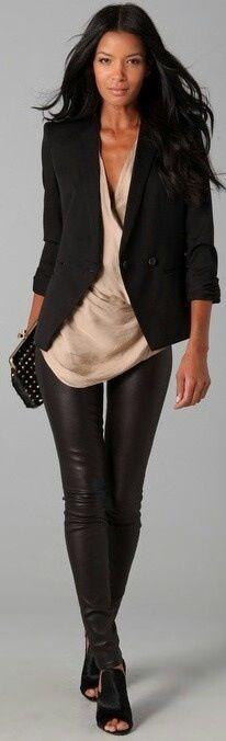 veste légère et legging