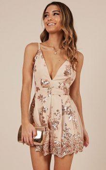 robe florale été