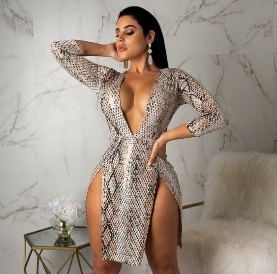 robe sexy